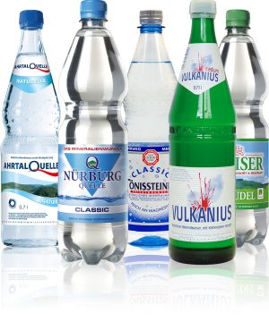 Mineralwasser, Medium, Naturelle