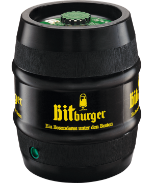 bitburger 20 ltr.